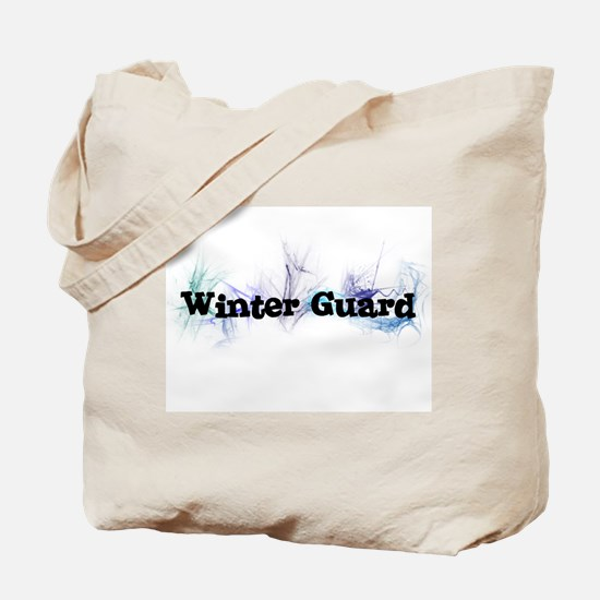 Winter Guard Tote Bag