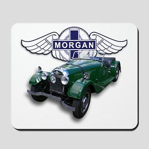 Green British Morgan Mousepad