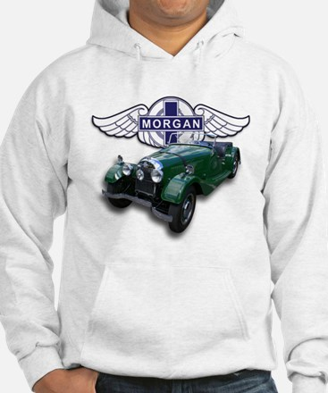 Green British Morgan Hoodie