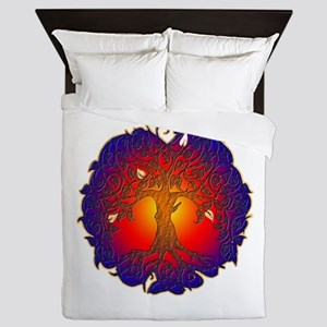 Tree of Life Queen Duvet
