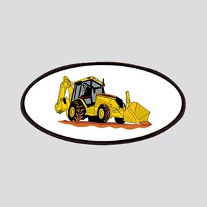 Backhoe Loader Patch