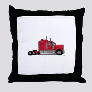Truck Throw Pillow