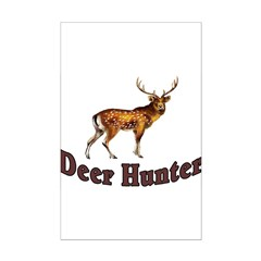 Deer Hunter Posters