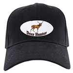 Deer Hunter Black Cap