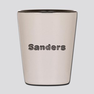 Sanders Wolf Shot Glass