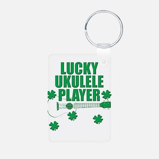 Cute Funny ukulele uke Keychains