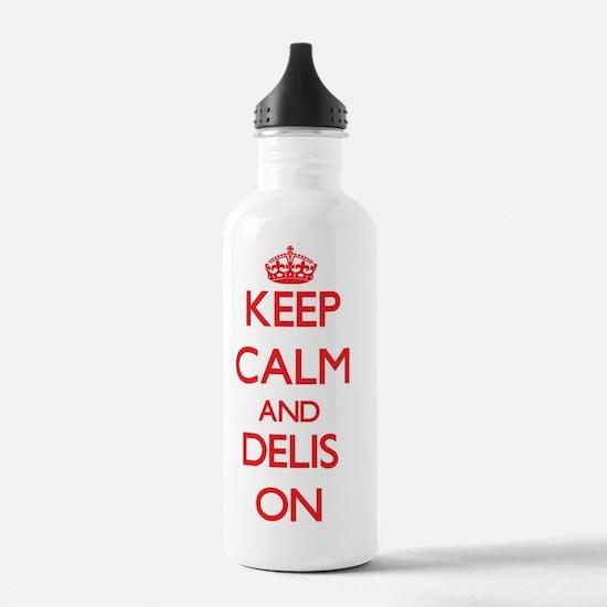 Delis Water Bottle