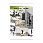 LEGENDARY SURFERS Vol. 1 Mini Poster