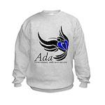 Ada Mascot Logo Sweatshirt