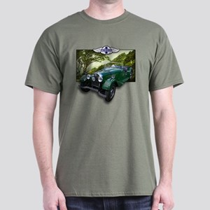 British Racing Green Morgan Dark T-Shirt
