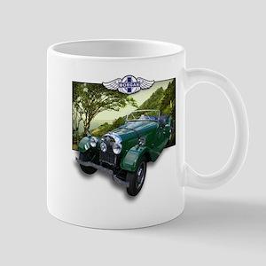 British Racing Green Morgan Mug