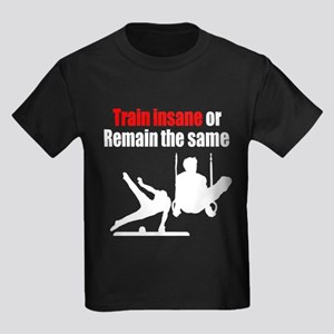 ENERGETIC GYMNAST Kids Dark T-Shirt