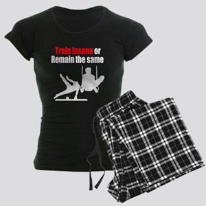 ENERGETIC GYMNAST Women's Dark Pajamas