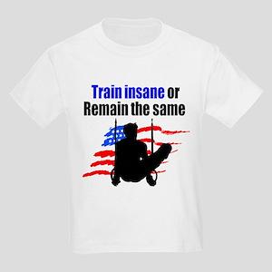 FIERCE GYMNAST Kids Light T-Shirt
