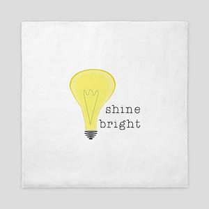 Shine Bright Queen Duvet