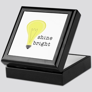 Shine Bright Keepsake Box
