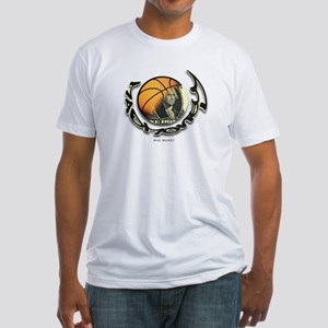 mad money basketball Fitted T-Shirt