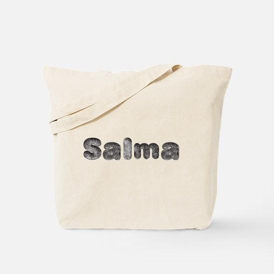 Salma Wolf Tote Bag