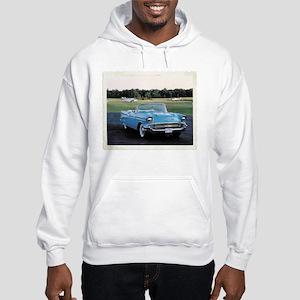 57 Chevy Hooded Sweatshirt