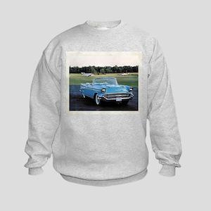 57 Chevy Kids Sweatshirt