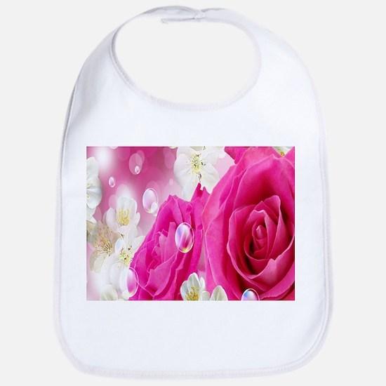 Roses Bib