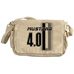 mustang 4 0 Messenger Bag