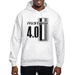 mustang 4 0 Hoodie Sweatshirt