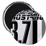 mustang 3 7 Magnets