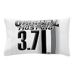 mustang 3 7 Pillow Case