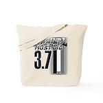 mustang 3 7 Tote Bag