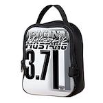 mustang 3 7 Neoprene Lunch Bag