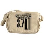 mustang 3 7 Messenger Bag