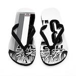mustang 3 7 Flip Flops