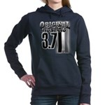 mustang 3 7 Women's Hooded Sweatshirt