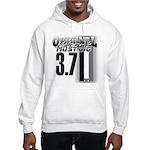 mustang 3 7 Hoodie Sweatshirt
