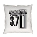 mustang 3 7 Everyday Pillow