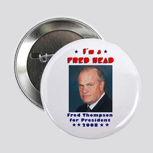 I'm a Fred Head Button