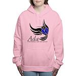 Ada Mascot Logo Women's Hooded Sweatshirt