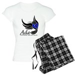 Ada Mascot Logo Women's Light Pajamas