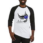 Ada Mascot Logo Baseball Jersey