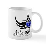 Ada Mascot Logo Mug