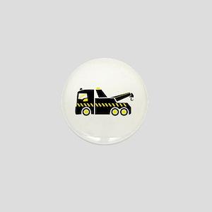 Tow Truck Mini Button