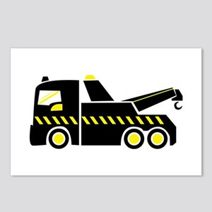 Tow Truck Postcards (Package of 8)