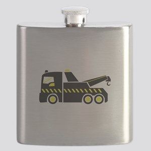 Tow Truck Flask