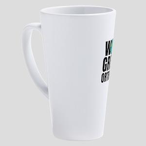 World's Greatest Orthodontist 17 oz Latte Mug