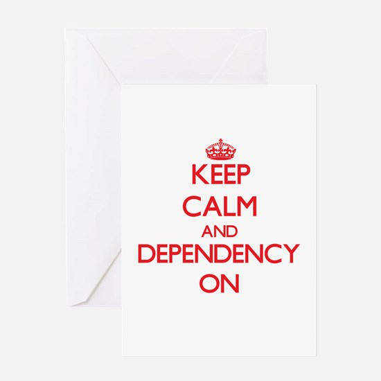 Dependency Greeting Cards