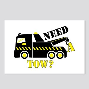 Need A Tow? Postcards (Package of 8)