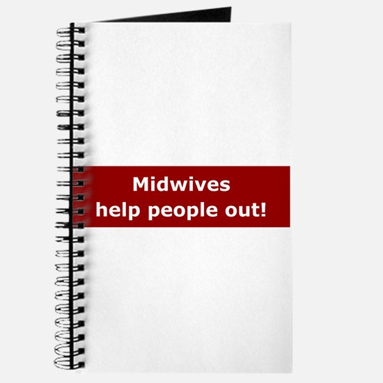 Midwife help people Journal