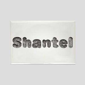 Shantel Wolf Rectangle Magnet