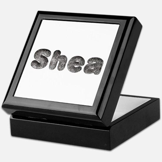 Shea Wolf Keepsake Box
